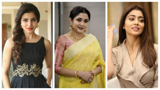 Samantha Akkineni, Ramya Krishnan and Shriya Saran come together for Tanikella Bharani's film