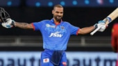 IPL 2020: Shikhar Dhawan completes 600 runs, his highest in a single edition of the league