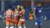 ISL 2020-21: Igor Angulo's 2 goals in 3 minutes helps FC Goa salvage 2-2 draw vs Bengaluru FC