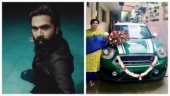 Simbu's mom Usha gifts him his dream car, a swanky Mini Cooper. Trending now