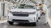 Skoda starts production of Enyaq iV electric SUV