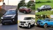 Top 5 best-selling compact SUVs of October 2020: Vitara Brezza, Sonet, Venue, Bolero, Nexon