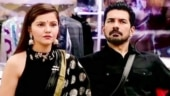 Rubina Dilaik and Abhinav Shukla get into their first fight on Bigg Boss 14