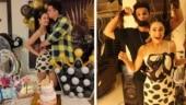 Inside Prince Narula's birthday celebration with wife Yuvika Chaudhary. See pics