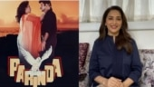 The first time Madhuri Dixit did a death scene was in Parinda. See what she wrote
