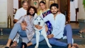 Vijay Deverakonda's Diwali celebration with pet dog Storm is all things adorable. See pic