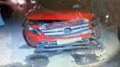 Hyderabad: Two injured as drunk driver rams car into another one parked in Banjara Hills, probe on