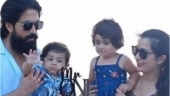 Radhika Pandit shares pics with Yatharv, says he is a mix of Yash and her