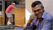 Omar Abdullah loves Andri Ragettli's crazy balancing skills in viral obstacle course video