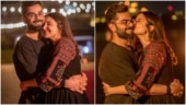 Anushka Sharma shares loved-up pics with Virat Kohli on his birthday. Rab ne bana di jodi