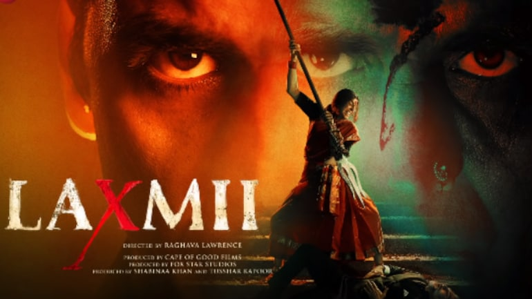 Akshay Kumar plays a possessed Laxmii in new song Bam Bholle. Watch full video - Movies News