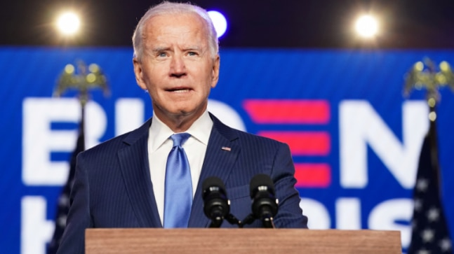 Joe Biden warns 'more people may die' of Covid-19 if Trump continues blocking power transition