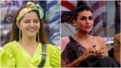 Rubina Dilaik imitates Pavitra Punia on Bigg Boss 14, leaves everyone in splits