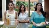 Shamita Shetty, Mona Singh and Swastika Mukherjee in Zee5's Black Widows are killing it. Literally