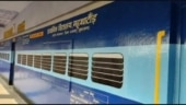 Dhanbad school turned into passenger train to attract more students for classes