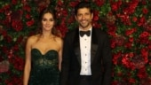 Farhan Akhtar turns photographer for girlfriend Shibani Dandekar in Maldives. See pic