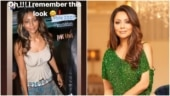 Gauri Khan shares an old photo from 2007, says she remembers the look