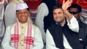 Rahul Gandhi to visit Guwahati today to pay homage to former Assam CM Tarun Gogoi