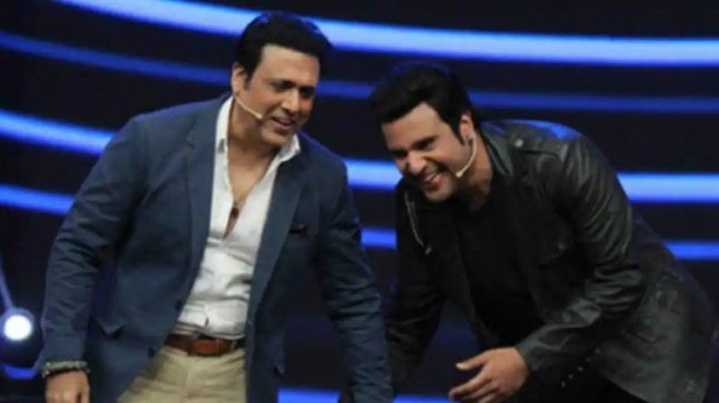 Govinda issues statement after Krushna Abhishek's accusation of not meeting his sick twins - Television News