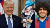 Fact Check: No, Trump did not pay tribute to singer Madonna instead of Maradona