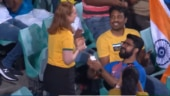 Watch: Glenn Maxwell, crowd cheer as India fan proposes to Australian girlfriend at SCG during 2nd ODI