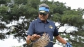 Fit-again Kapil Dev enjoys golf with friends after recovering from heart ailment