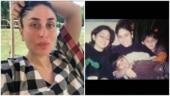 Kareena Kapoor is all hearts for cousins Armaan, Aadar and Nitasha in throwback photo