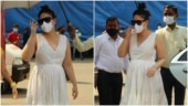 Mom-to-be Kareena Kapoor keeps it simple in easy-breezy white dress for shoot