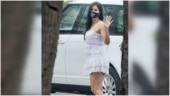 Katrina Kaif in Rs 18k white top and mini skirt is simply pretty on day out