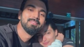 KL Rahul gifts girlfriend Athiya Shetty the best birthday pic. The caption is better