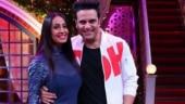Krushna Abhishek calls wife Kashmera Shah Biryani over Dal Makhani in Instagram post, gets trolled