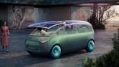 Mini Vision Urbanaut concept, a mini van