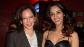 Yes, Mallika Sherawat hung out with Kamala Harris in 2009. Viral pic