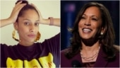 Masaba Gupta says Kamala Harris made her realise different is good. Read emotional note