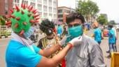 Designer face mask business flourishes in Agra amid coronavirus scare