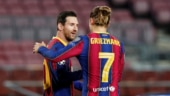 Barcelona star Antoine Greizmann denies rift with Lionel Messi: Leo knows I have a lot of respect for him
