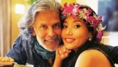 Milind Soman and Ankita Konwar get beach ready in new Instagram pics from Goa