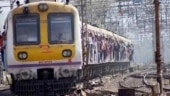 Watch: RPF constable saves woman from falling under moving train