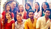 Neetu Kapoor misses Rishi Kapoor on Karwa Chauth, shares pic with family
