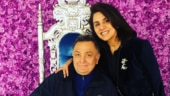 Neetu Kapoor feels Rishi Kapoor's love and presence as she starts Jug Jugg Jeeyo shooting