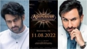 Adipurush starring Prabhas and Saif Ali Khan to release on August 11, 2022
