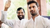 Where LJP stands in Ram Vilas Paswan's debut constituency Alauli