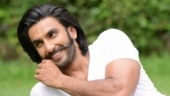 Ranveer Singh climbs on car roof to send fans kisses. Then 'sanitises' hands