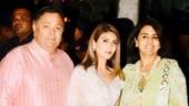 Riddhima Kapoor Sahni misses dad Rishi Kapoor on Diwali, shares last year's pic