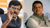 Sanjay Raut tells Devendra Fadnavis to 'bring back PoK' before talking of Karachi