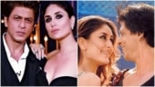 From Kareena Kapoor to her warmest co-star Shah Rukh Khan, the warmest birthday wish