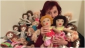 Elderly woman makes dolls for girls who lost theirs during Beirut blast. Viral post