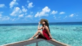 Sonakshi Sinha left Maldives but her heart stayed back. New pic from vacay