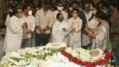 Soumitra Chatterjee cremated with full state honours in Kolkata