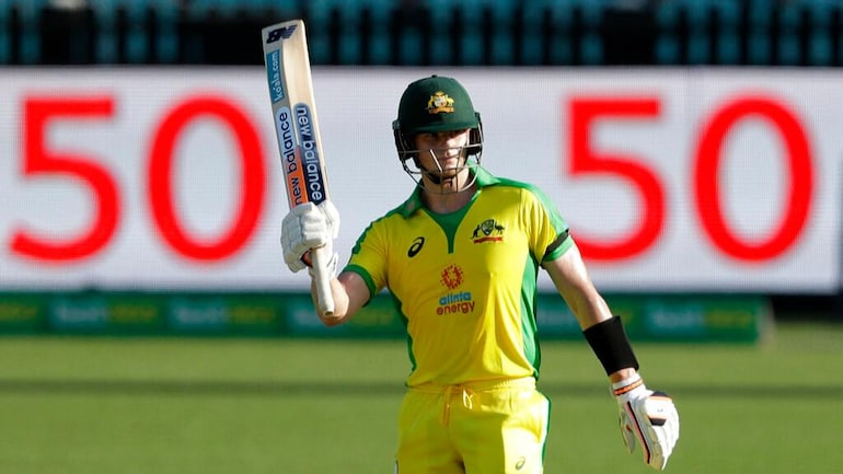 India vs Australia: After poor IPL campaign, Steve Smith hits 62-ball  hundred in 1st ODI - Sports News